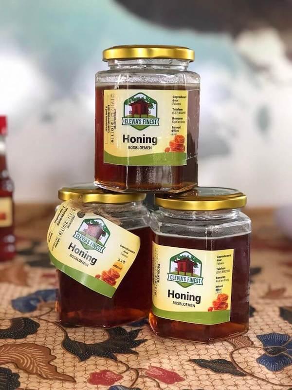 Bosbloemen Honing